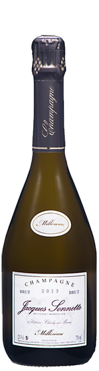 Champagne Millésime 2013